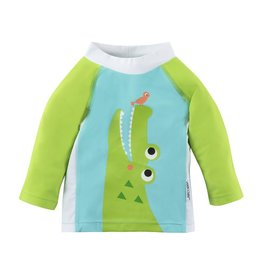 Zoochini Baby Rashguard UPF50 - Alligator