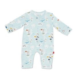 Magnetic Me Magnetic Me Modal Coverall - Sea the World