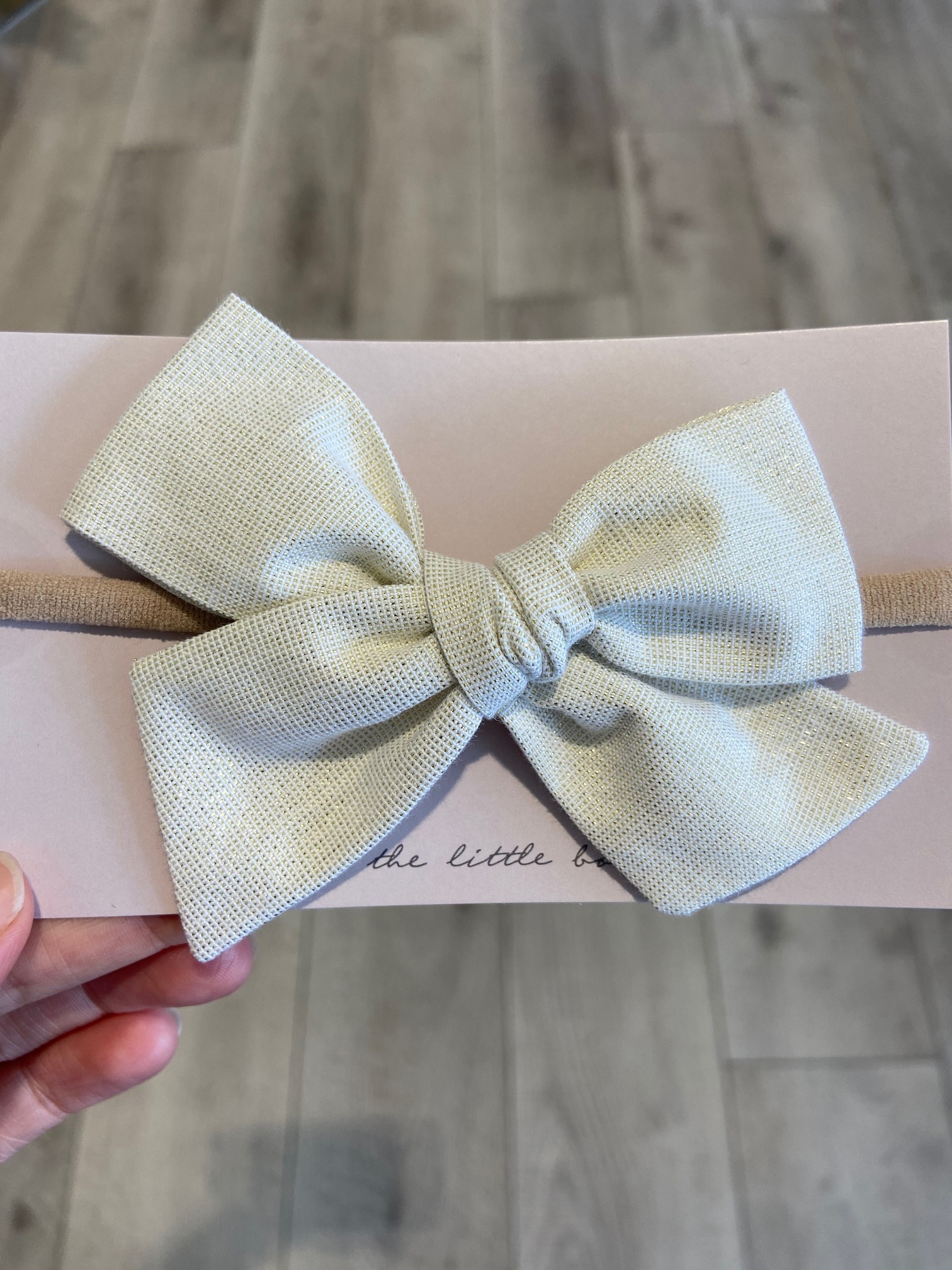 All the Little Bows All The Little Bows Pinwheel Bow Headband -