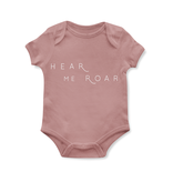 Emerson and Friends Hear Me Roar Baby Onesie