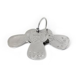 Kleynimals Kleynimals Clean Key Animals -  Stainless Steel Toy Keys