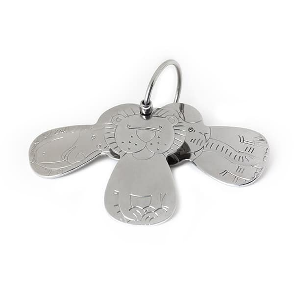 Kleynimals Kleynimals Clean Key Animals -  Stainless Steel Toy Keys - Made in USA
