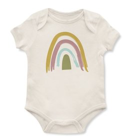 Emerson and Friends Rainbow Baby Onesie