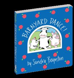 Books Barnyard Dance! board book