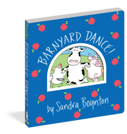 Books Barnyard Dance!