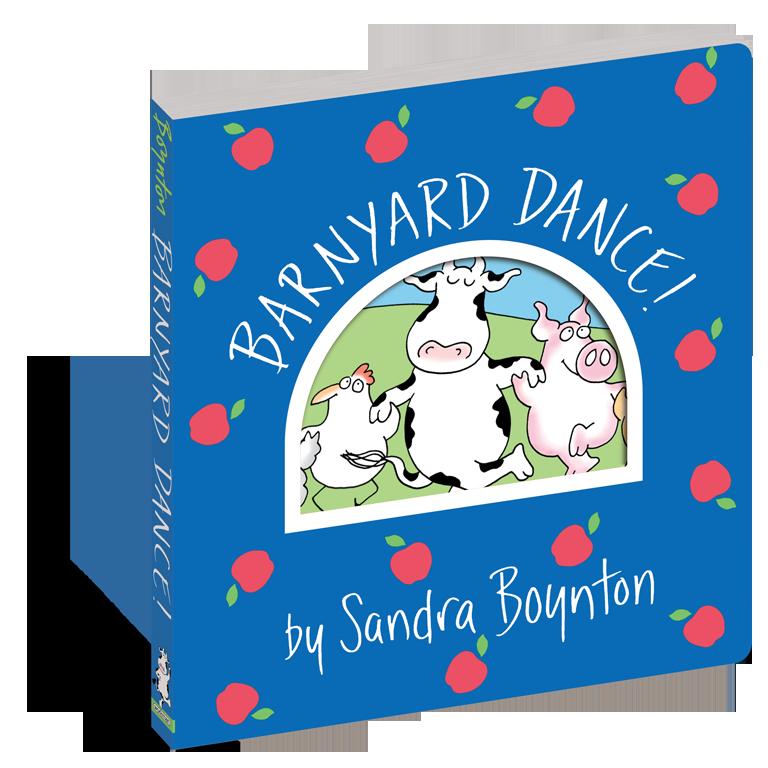 Books Barnyard Dance!