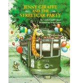 Books Jenny Giraffe and the Streetcar Party
