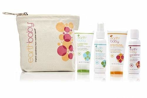Earth Baby Earth Baby On the Go Kit