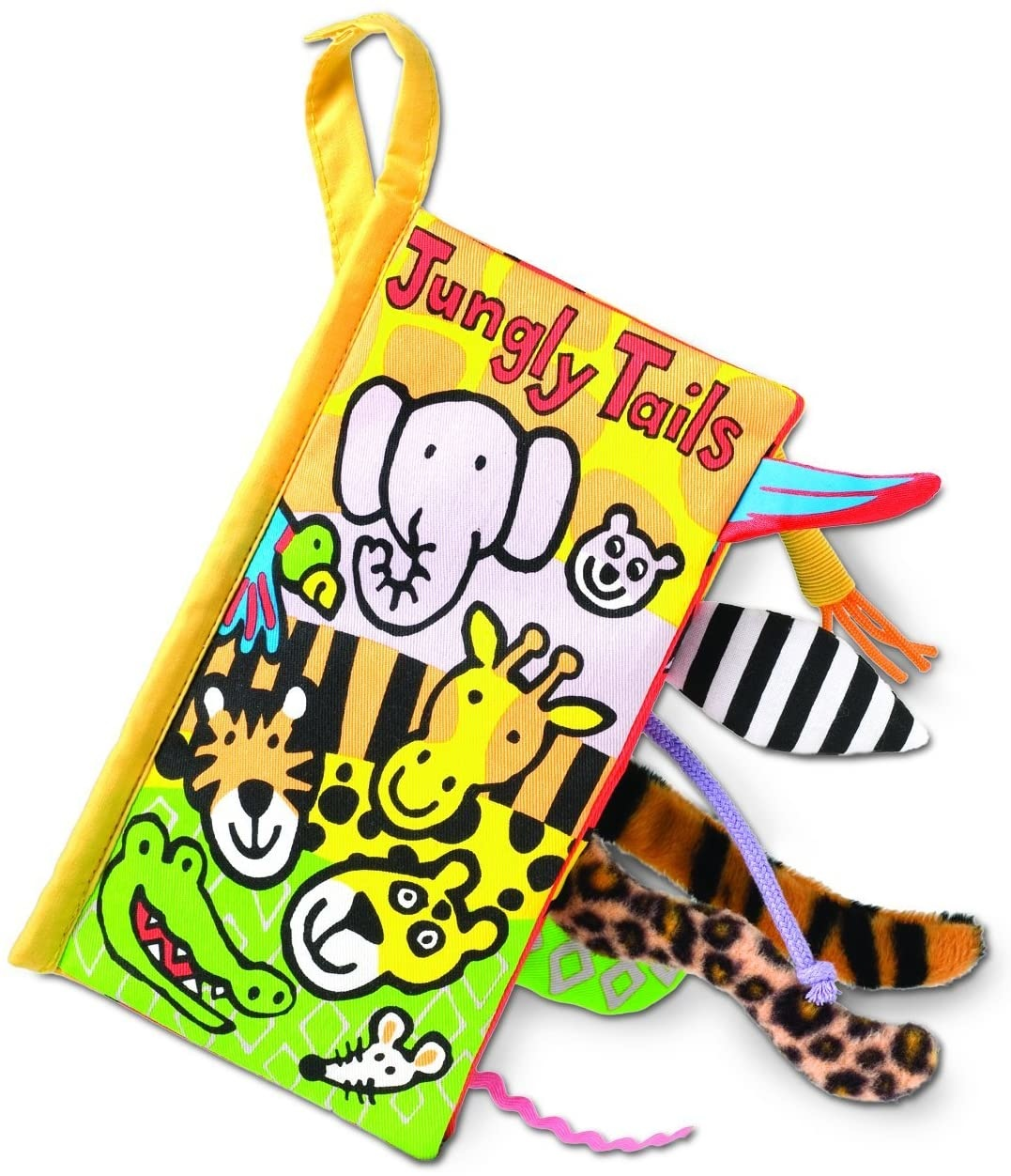 Jellycat Jungle Tails Activity Book