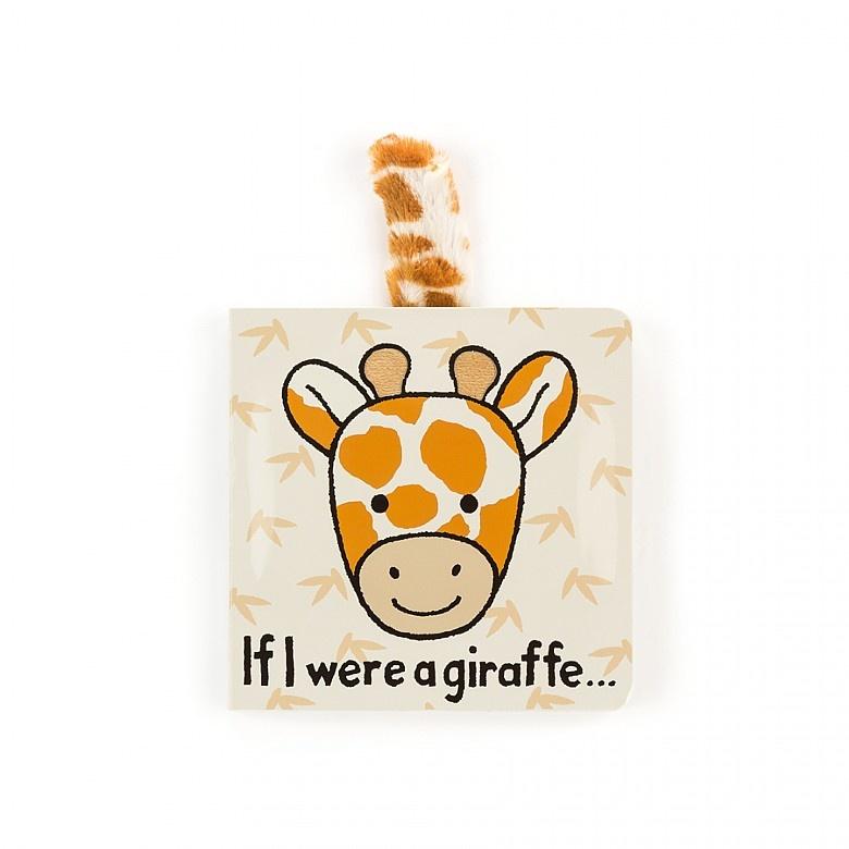 Jellycat If I Were a Giraffe