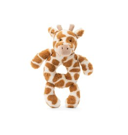 Jellycat Jellycat Bashful Giraffe Ring Rattle