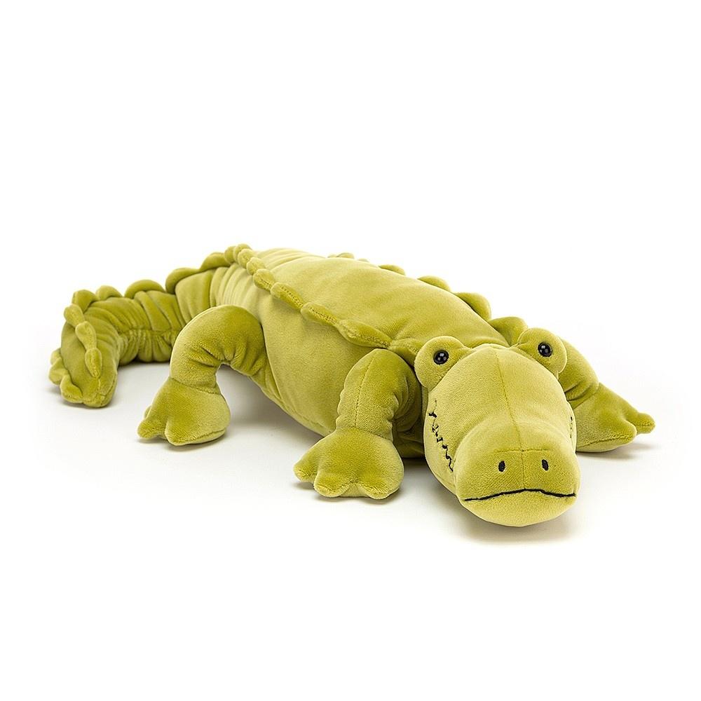 Jellycat ZigZag Gator