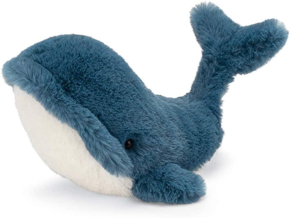 Jellycat Wally Whale - Tiny
