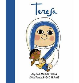 Books My First Mother Teresa (Little People, BIG DREAMS) board book
