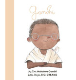 Books My First Mahatma Gandhi (Little People, BIG DREAMS) board book