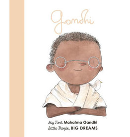 Books My First Mahatma Gandhi (Little People, BIG DREAMS) board book