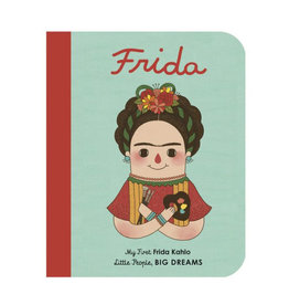 Books My First Frida Kahlo (Little People, BIG DREAMS) board book