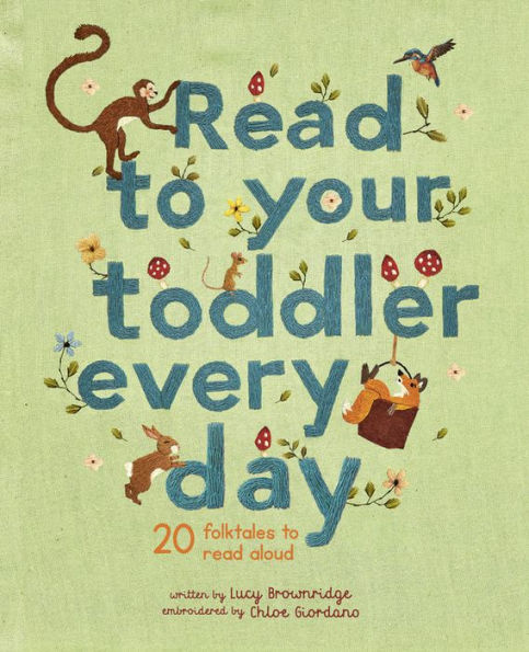 Books Read To Your Toddler Every Day