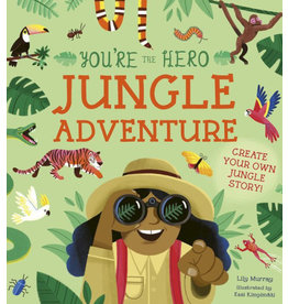 Books You're the Hero: Jungle Adventure