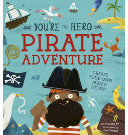 Books You're the Hero: Pirate Adventure