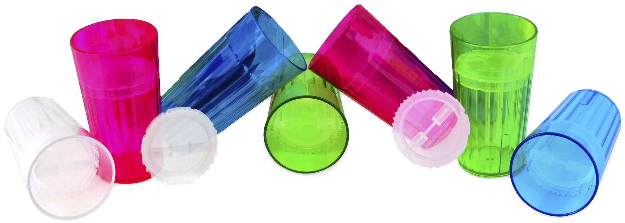Reflo Reflo Smart Cup Red