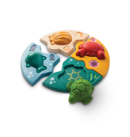 PlanToys Plan Toys Marine Puzzle