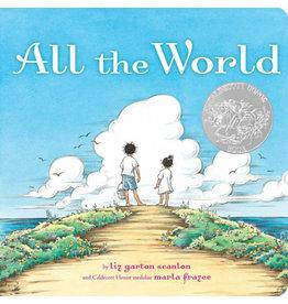 Books All the World (Board Book)