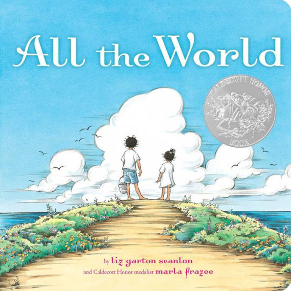 Books All the World (Board Book)