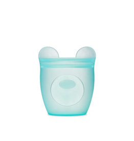 Zip Top Zip Top Silicone Snack Container