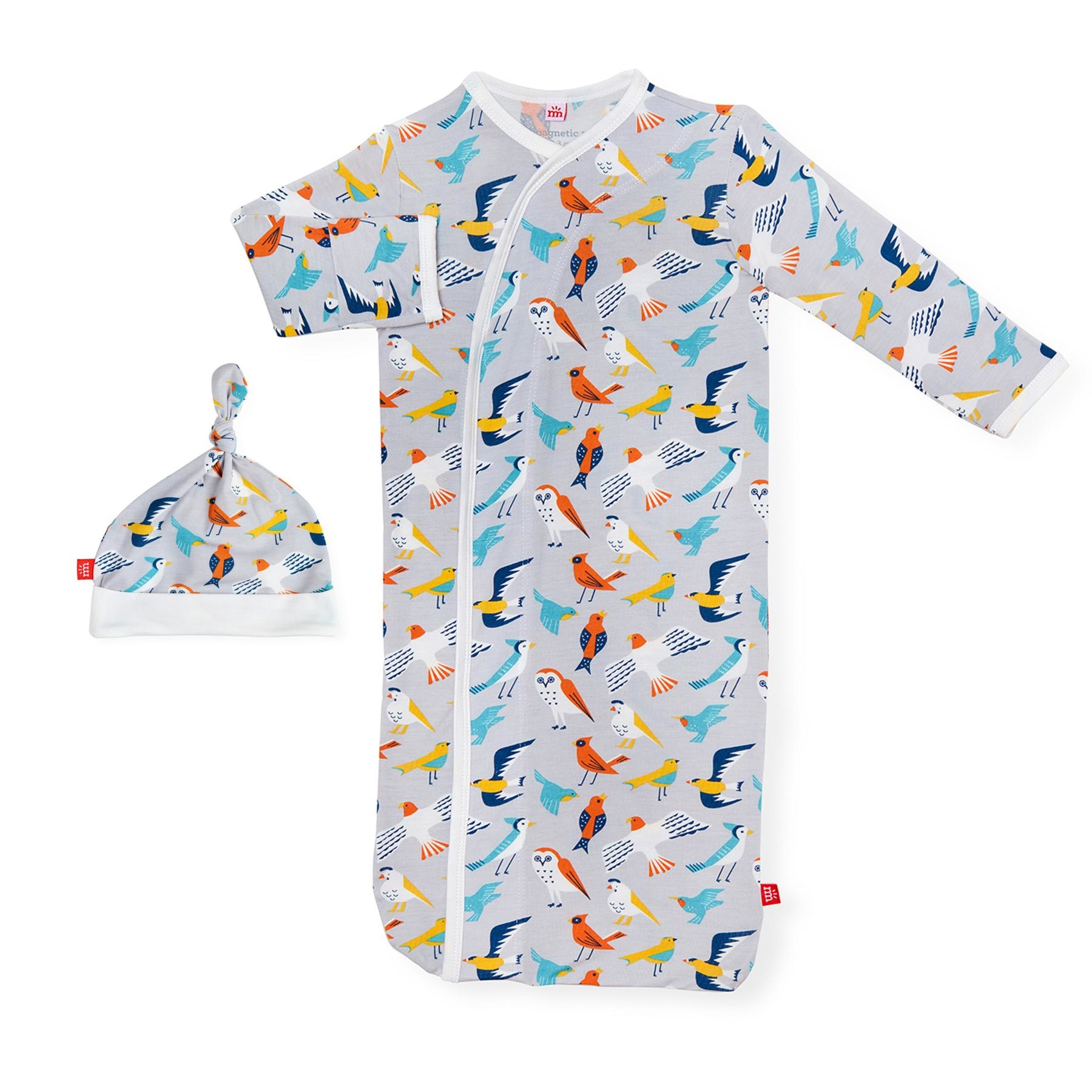 Magnetic Me Magnetic Me Modal Gown & Hat Set - Early Bird (0-3mo)