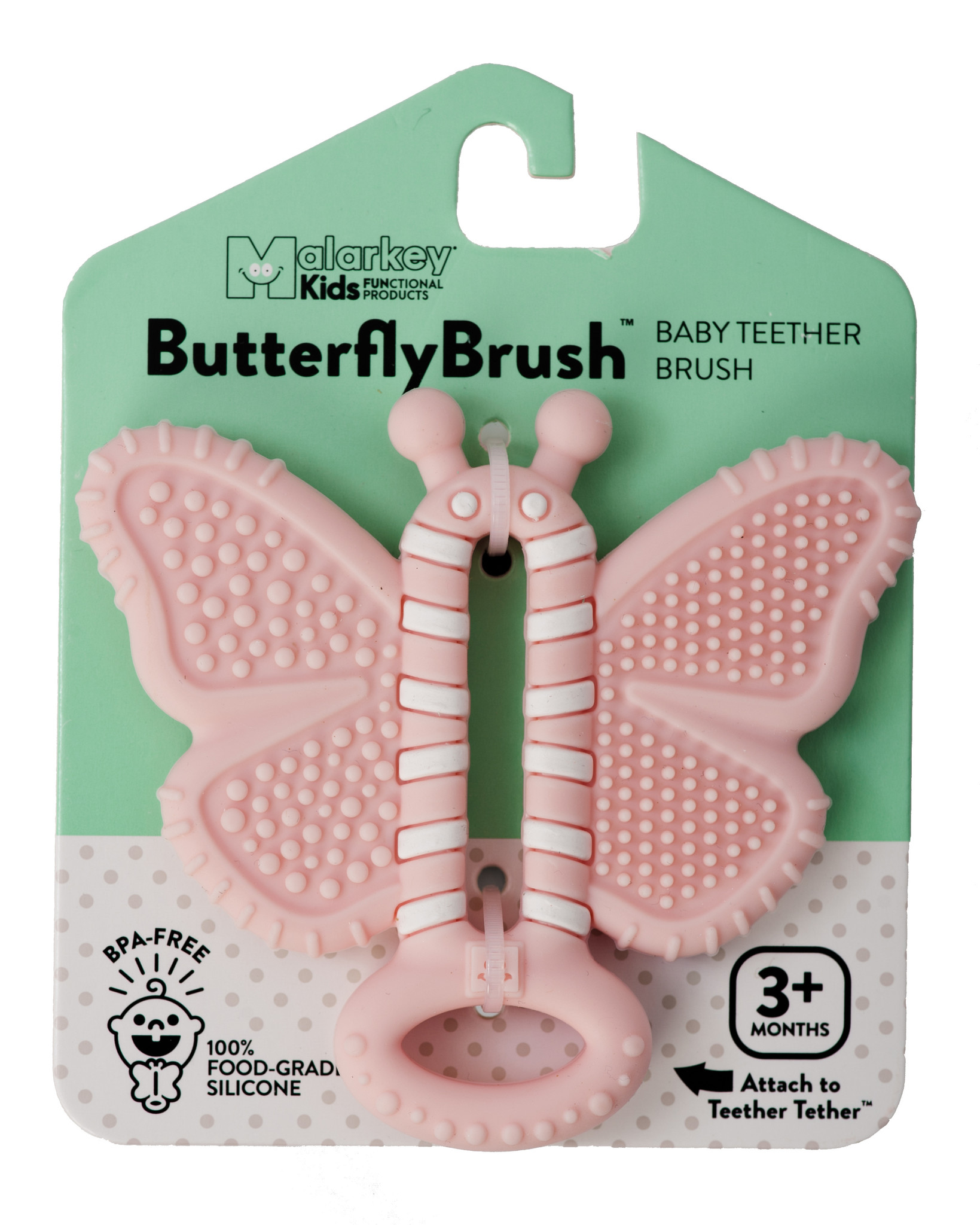 Malarkey Kids Teether Toothbrush