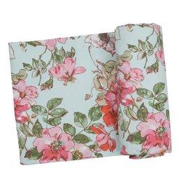 Angel Dear Woodrose Swaddle Blanket
