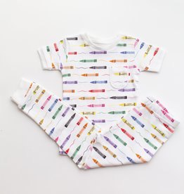 Nola Tawk Colors of LA - Organic Cotton PJs