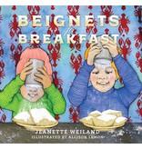 Books Beignets for Breakfast (hardcover)