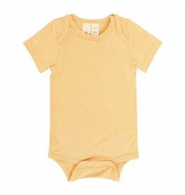 Kyte Baby Kyte Baby Bamboo Onesie - Honey