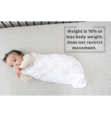 Dreamland Dreamland Baby Dream Weighted Sack w/ Swaddle Wing (0-6 months)