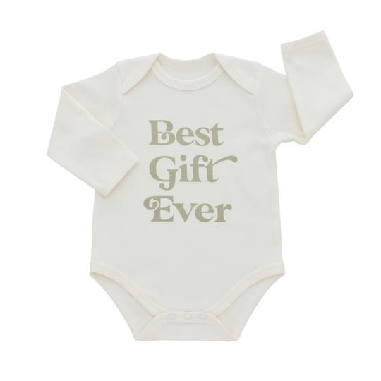Emerson and Friends Best Gift Ever Onesie -