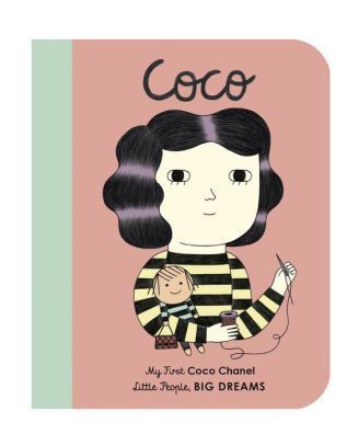 Books My First Coco Chanel (Little People, BIG DREAMS) board book