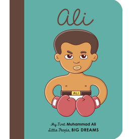Books My First Muhammad Ali (Little People, BIG DREAMS) board book