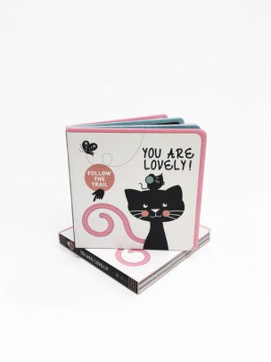 Books You Are Lovely! board book