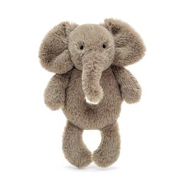 Jellycat Jellycat Smudge Elephant Ring Rattle
