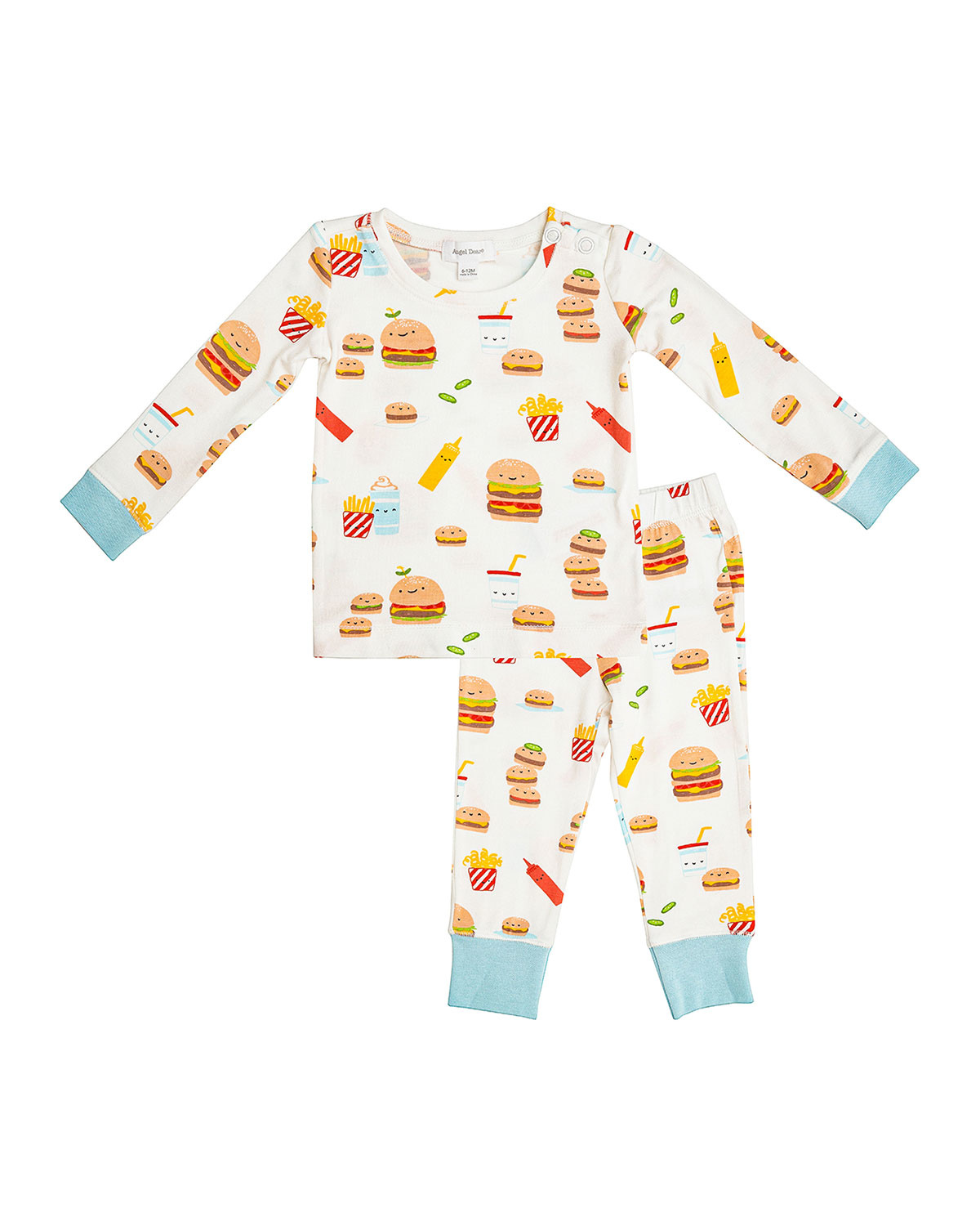 Angel Dear Burger Joint Lounge Wear Set