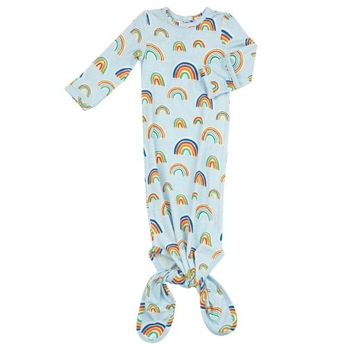 Angel Dear Rainbows Gown (pink or blue)
