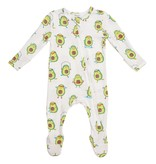 Angel Dear Avo-Cize Zipper Footie