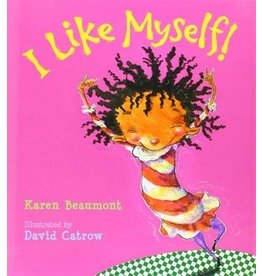 Books I Like Myself! (Board Book)