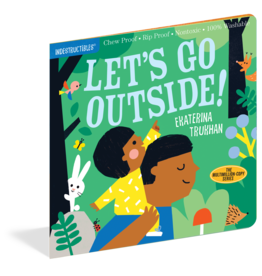 Indestructibles Baby Books Indestructibles: Let's Go Outside!