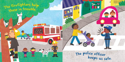 Indestructibles Baby Books Indestructibles: My Neighborhood