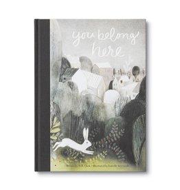 Compendium You Belong Here Book