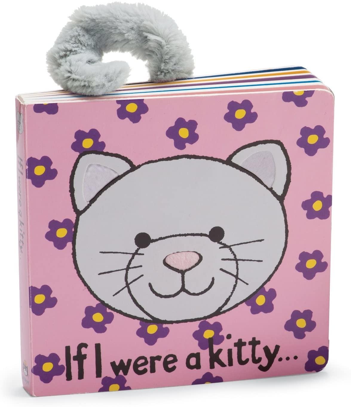 Jellycat If I Were a Kitty (Grey)