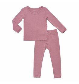 Kyte Baby Kyte Bamboo Toddler PJ Set - Mulberry